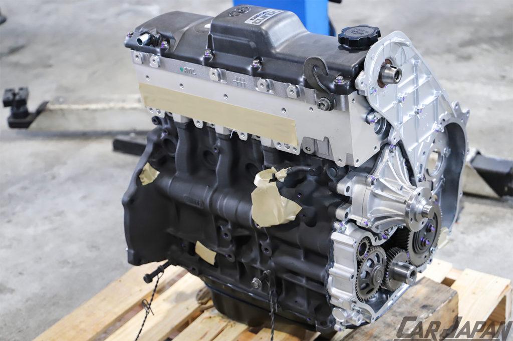 1KZ-TE Fine Spec リビルトエンジン